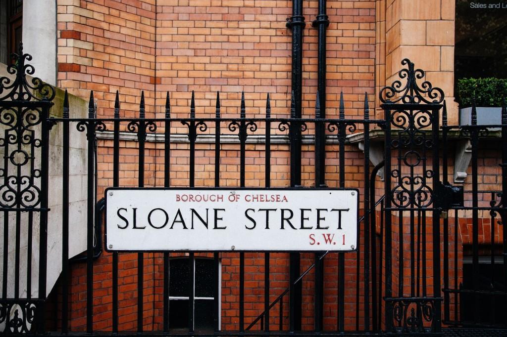 london, chelsea street
