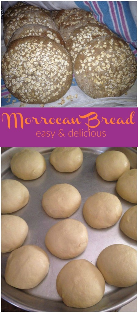 Moroccan Bread recipe