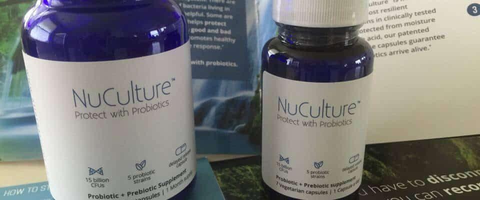 Unique Integration of Probiotics and Prebiotics in One #NuCulture from AlternaScript