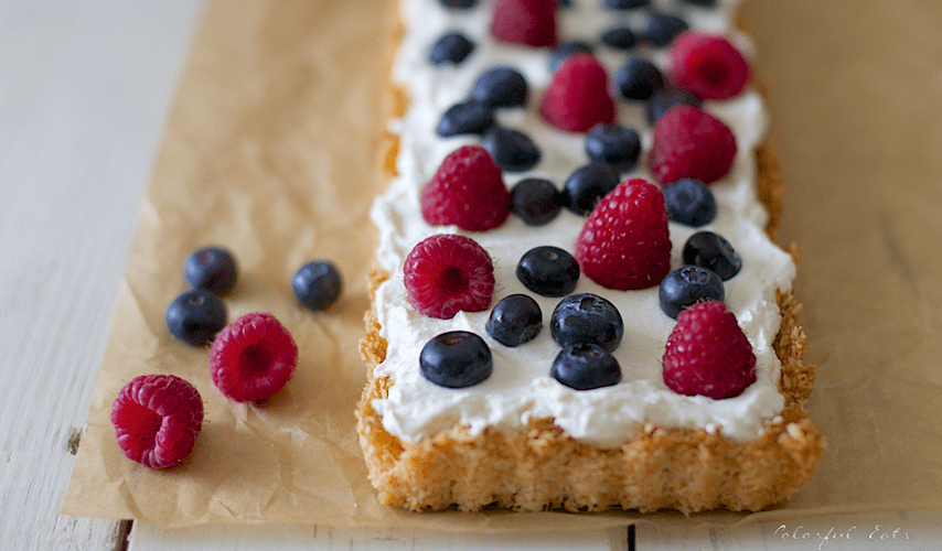 50+ Gluten Free Patriotic Desserts for the 4th of July