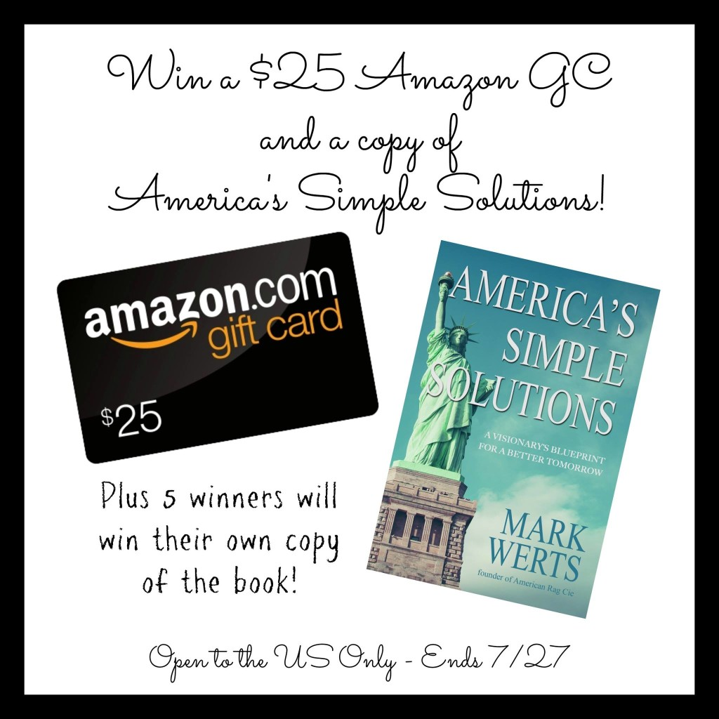 AMERICAS SIMPLE SOLUTIONS BOOK