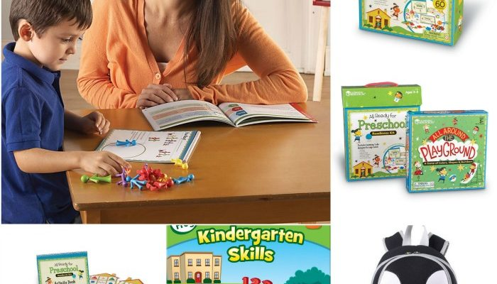 Enter To WIN A HUGE LeapFrog Collection And A Backpack for Your Preschooler