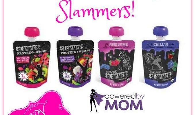 Fun Organic Slammers Snacks Healthy And Safe To Take To School
