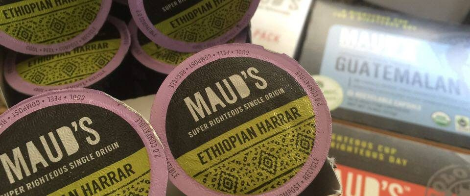 Who Wants One Month's Supply of Maud's 50 Pod Coffee? Enter To Win!