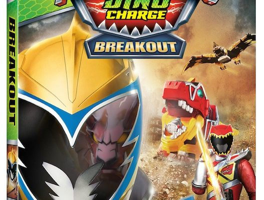 Activity Sheets And Printables for Downtime – Power Rangers Dino Charge: Breakout