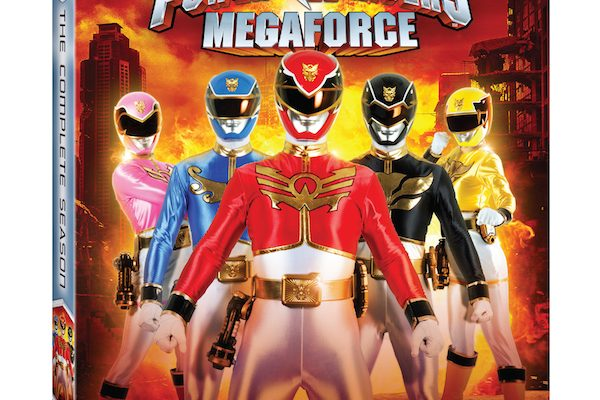 Power Rangers Megaforce The Complete Season Would Make A Super Gift