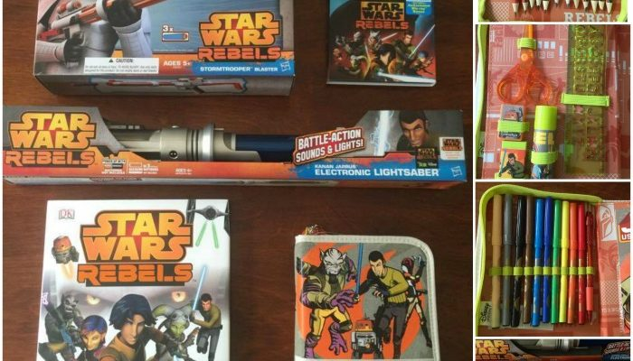 Star Wars Rebels Season Two Toys And Books