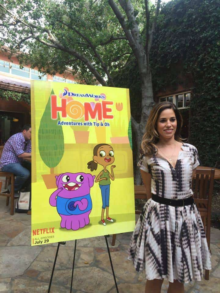 TIP & OH HOME ADVENTURES, dreamworks animation, netflix
