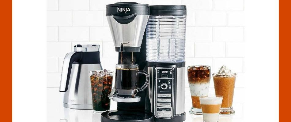 Who Wants COFFEE I A Creative And Different Way Every Day? Ninja Coffee Bar Will Do It For You!