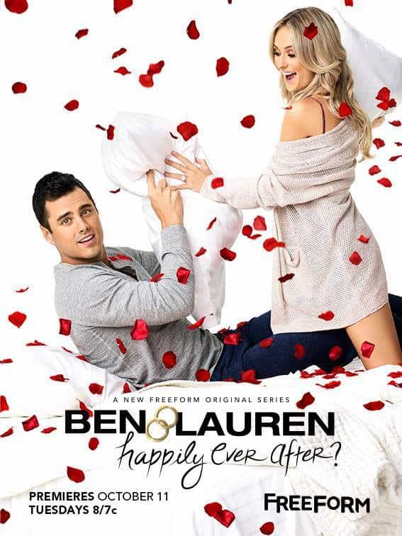 ben and lauren reality show