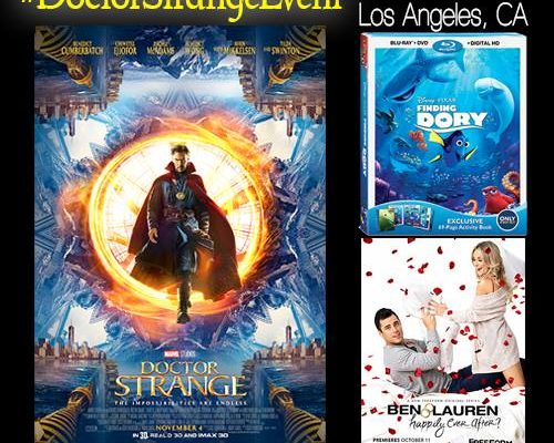 Traveling For Disney And Marvel Movies Experience #DoctorStrangeEvent