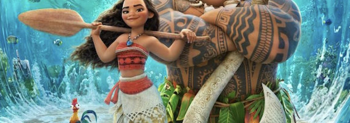 Disney MOANA Will Have Your Heart And Soul. Opens In Theaters November 23rd.