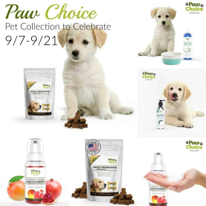 paw choice pet products