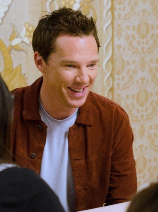 Benedict Cumberbacth, Doctor Strange Marvel movie