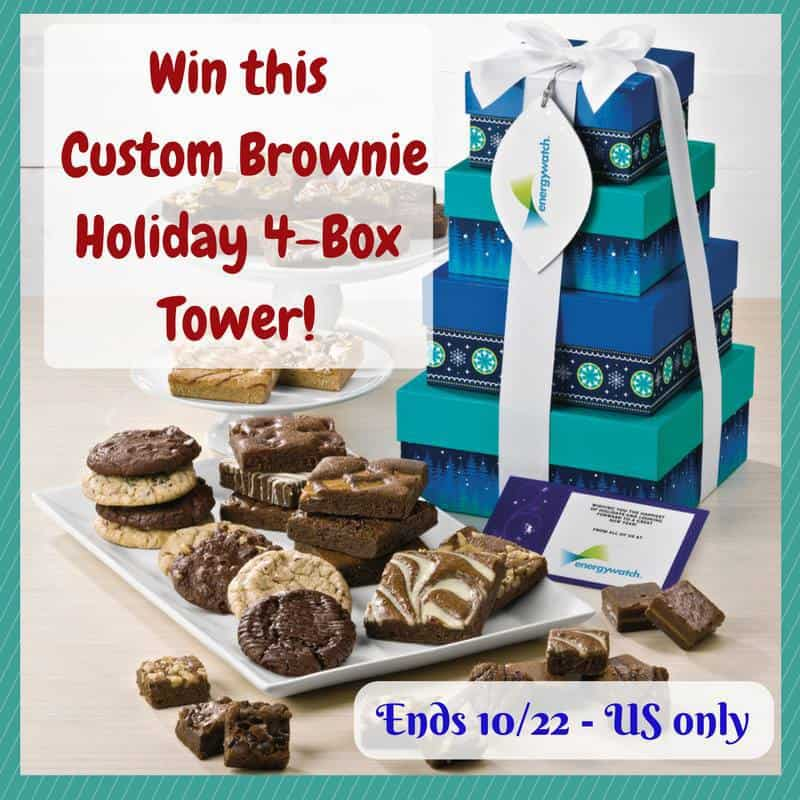 brownies,holiday gift ideas