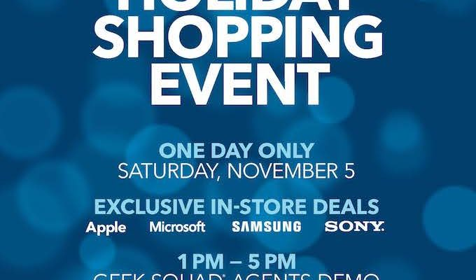 Best Buy Holiday Shopping Event For Gifting Made Easy #GiftingMadeEasy
