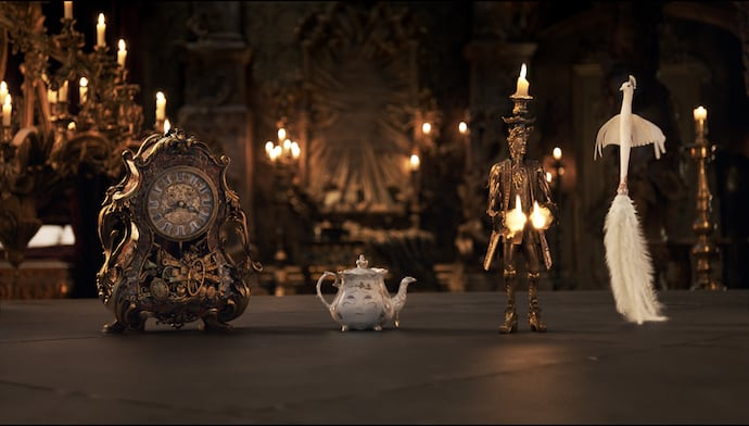 Excited for A New Beauty And The Beast This Year? #BeOurGuest #BeautyAndTheBeast