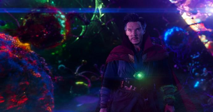 Doctor Strange, Benedict Cumberbatch, Tutting