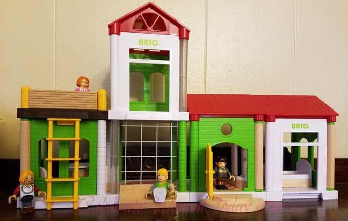 Brio toys, family house toys, developmental toys
