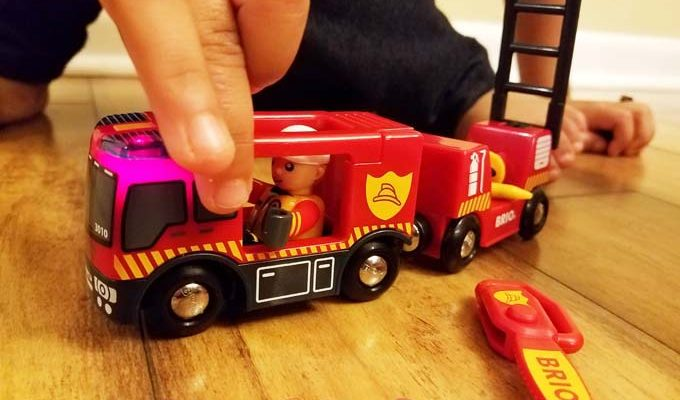 Three Top Reasons To Add BRIO Imaginative Play To Your Child's Daily Activities #MyWOWGift