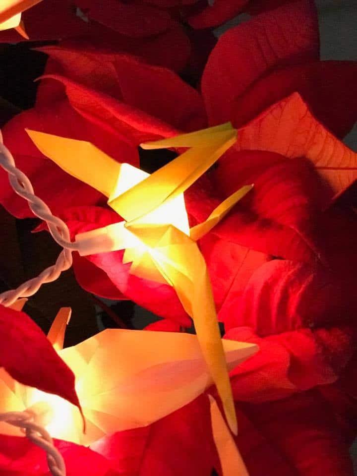 KUBO and the Two Strings, Christmas Lights