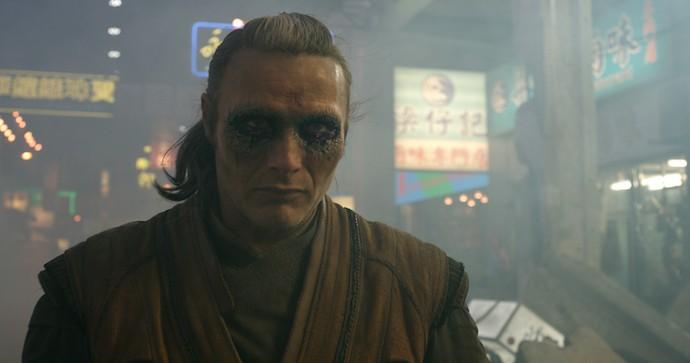 Mads Mikkelsen As Stupendous Villain Kaecilius In DOCTOR STRANGE