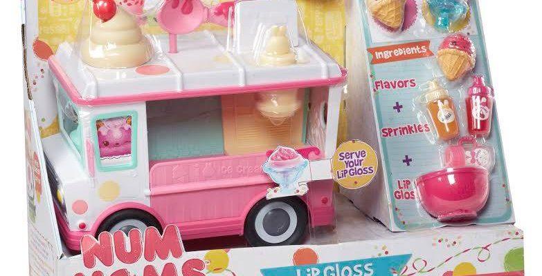 NUM NOMS Lipstick Truck Giveaway