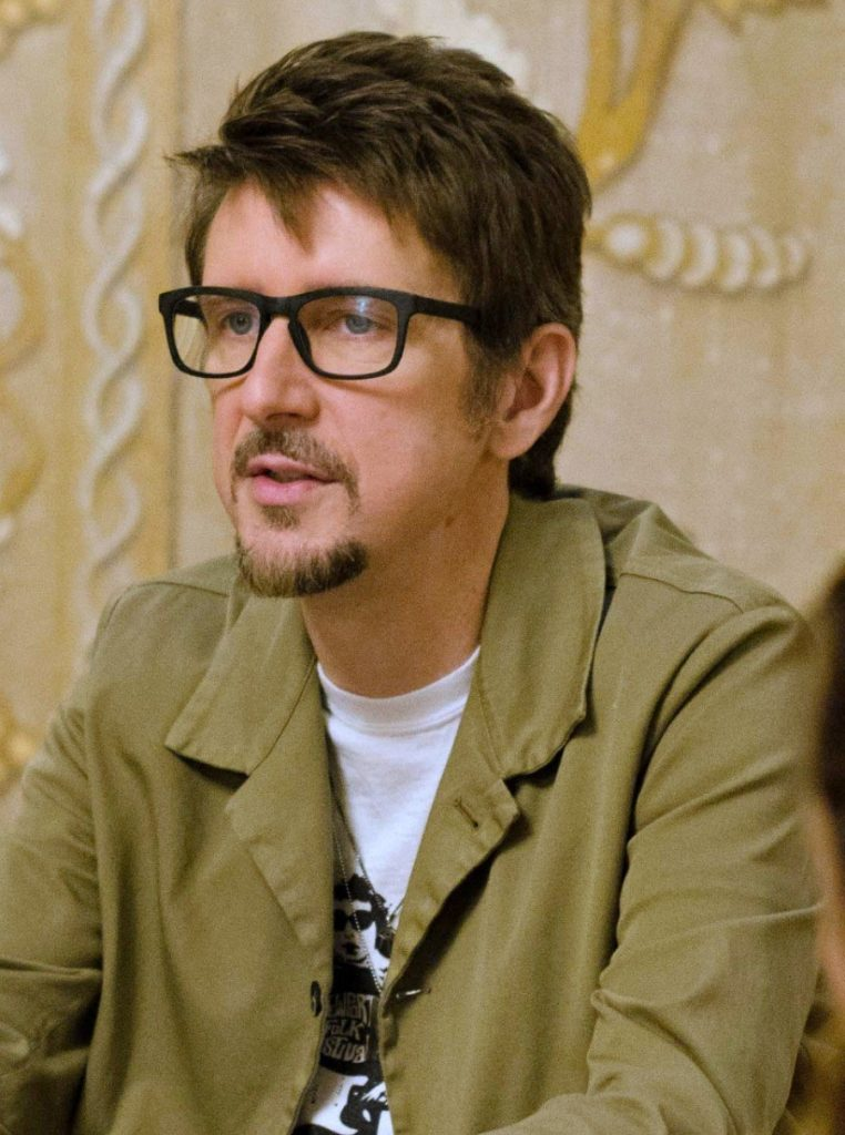 Scott Derrickson Director, Doctor Strange