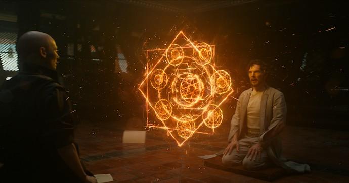 Tilda Swinton, Doctor Strange