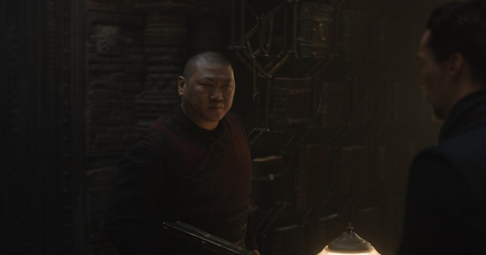 Benedict Wong As WONG In Doctor Strange Movie