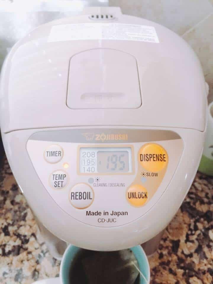 ZOJIRUSHI Water Warmer and Boiler
