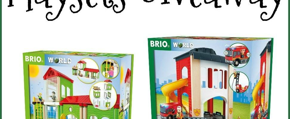 BRIO Playsets Would Be A #MyWOWgift For Holidays!