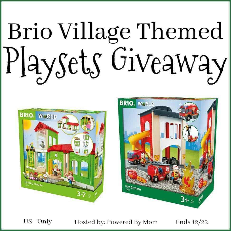 BRIO PLAYSETS, BRIO building blocks