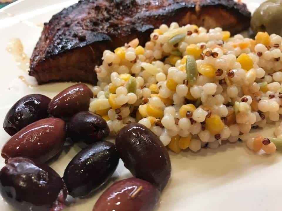 Caramelized Teriyaki Salmon Recipe