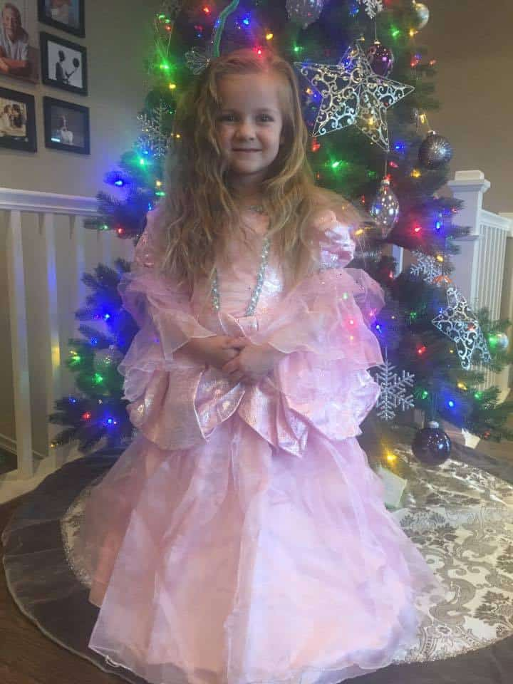 Just Pretend Kids Costumes, Pink Princess of the Ball Dress