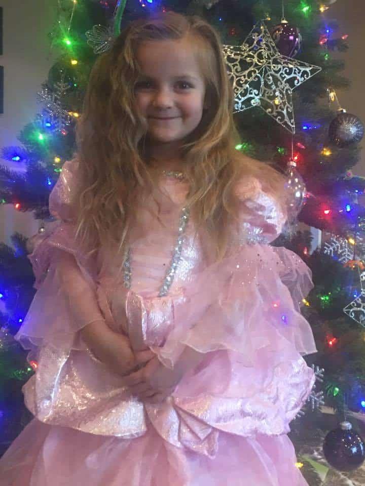 Just Pretend Kids Costumes, Pink Princess of the Ball Dress