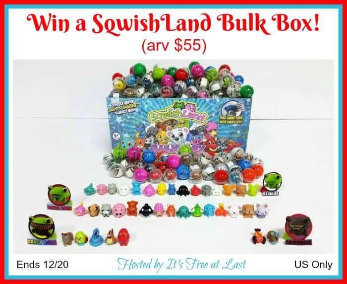 SQWISHLAND toys