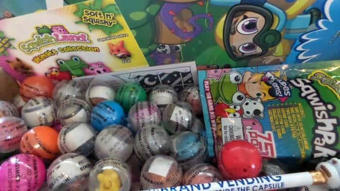 SqwishLand Bulk Box For Holiday Gifting