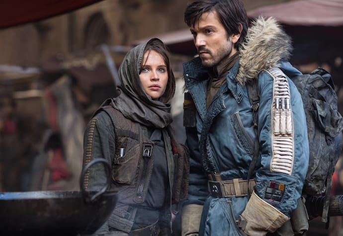 Star Wars Story, Rogue One
