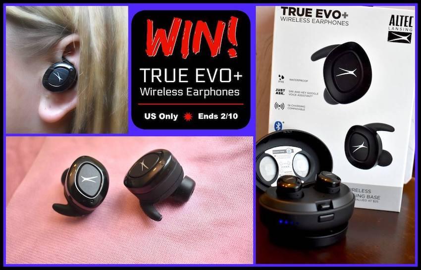 waterproof bluetooth sport earphones with Qi wireless charging case