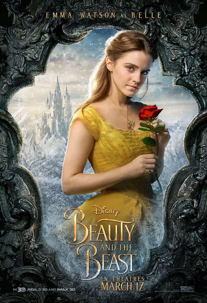 Beauty And The Beast, Disney Movie, Emma Watson Belle