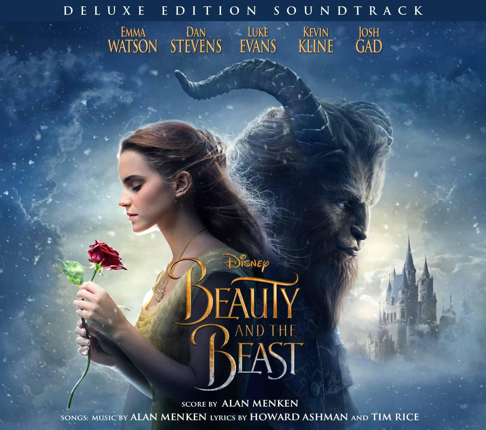 Beauty And The Beast, Disney Movie, Music Score Alan Menken