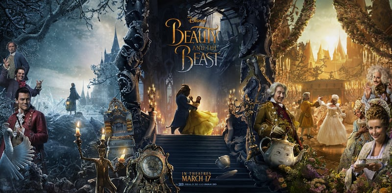 Be Taken Away By This Beauty And The Beast New Trailer #BeOurGuest