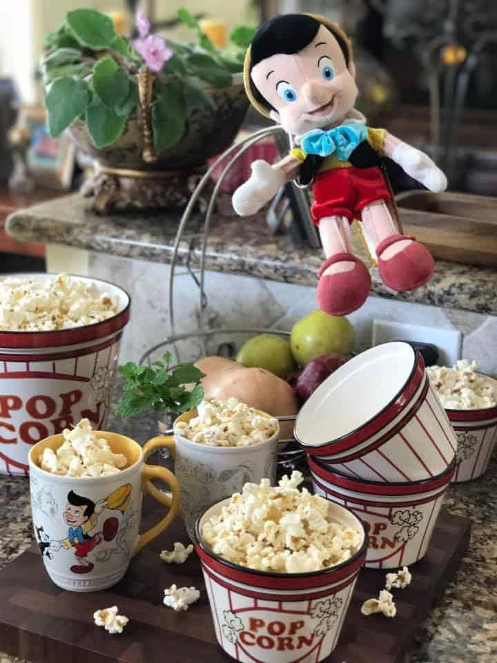 Pinocchio Promotional Movie Night 11