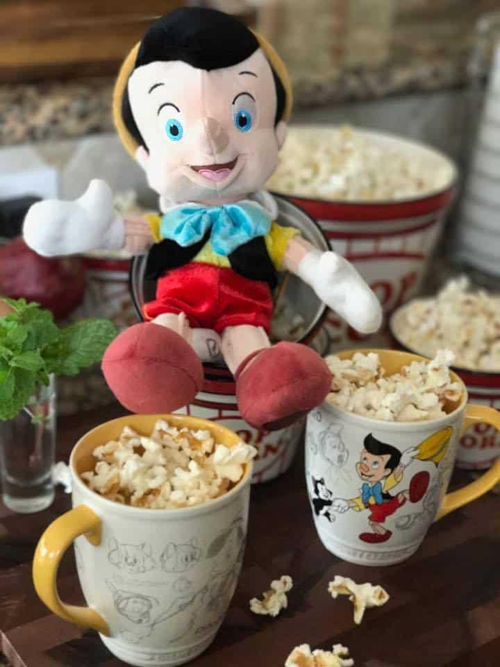 Pinocchio Promotional Movie Night 13