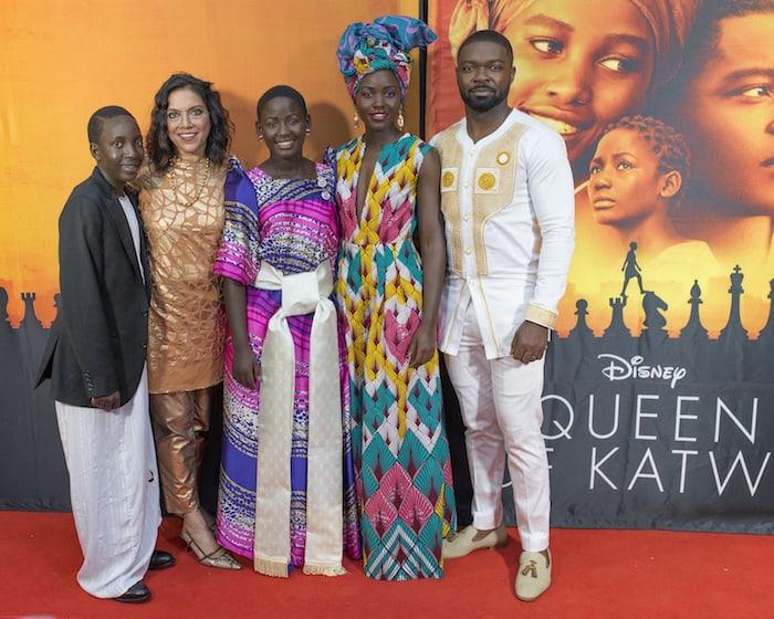 Queen of Katwe, Disney Movie