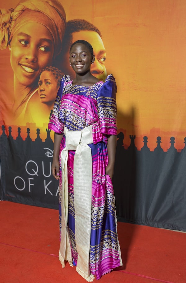 Queen of Katwe, Disney Movie, Madina Nalwanga