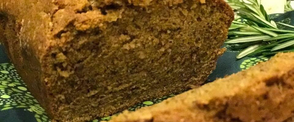Zucchini Quick Bread #RecipeIdeas