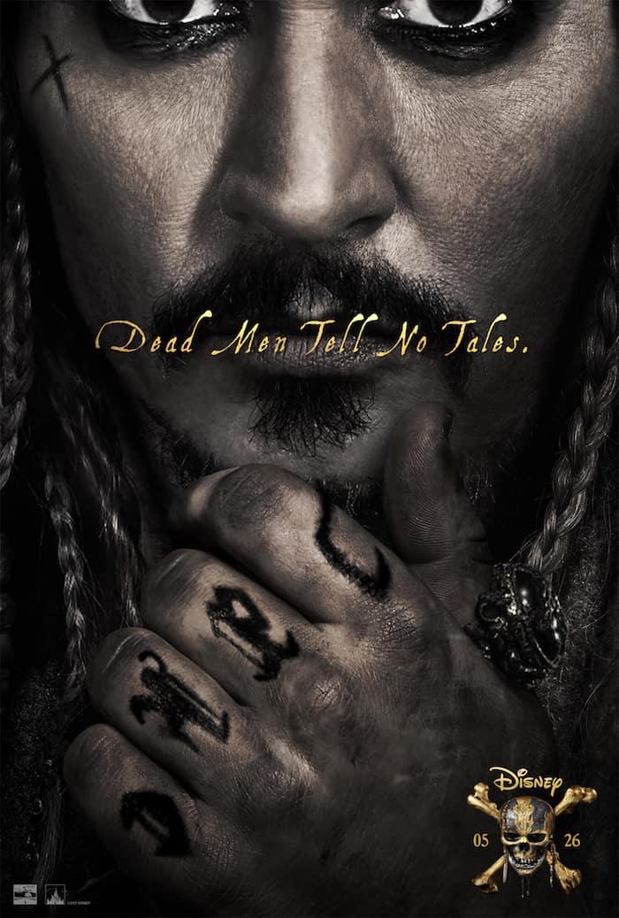 DeadMenTellNoTales-JohnnyDepp-Captain Jack Sparrow