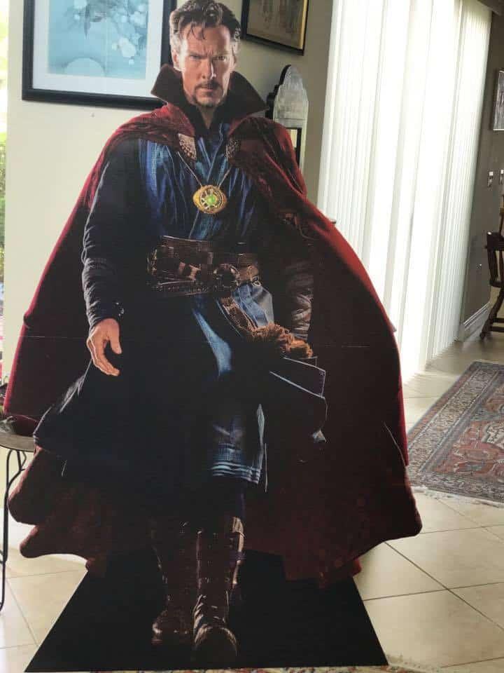 Doctor Strange Standing Banner